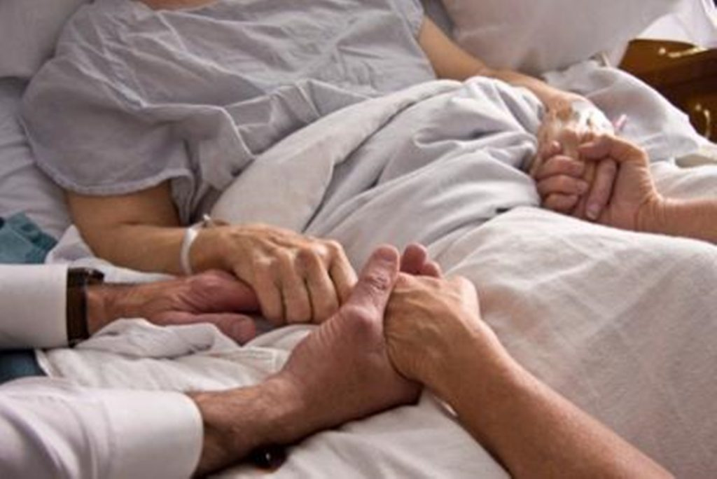Prayer in Hospital