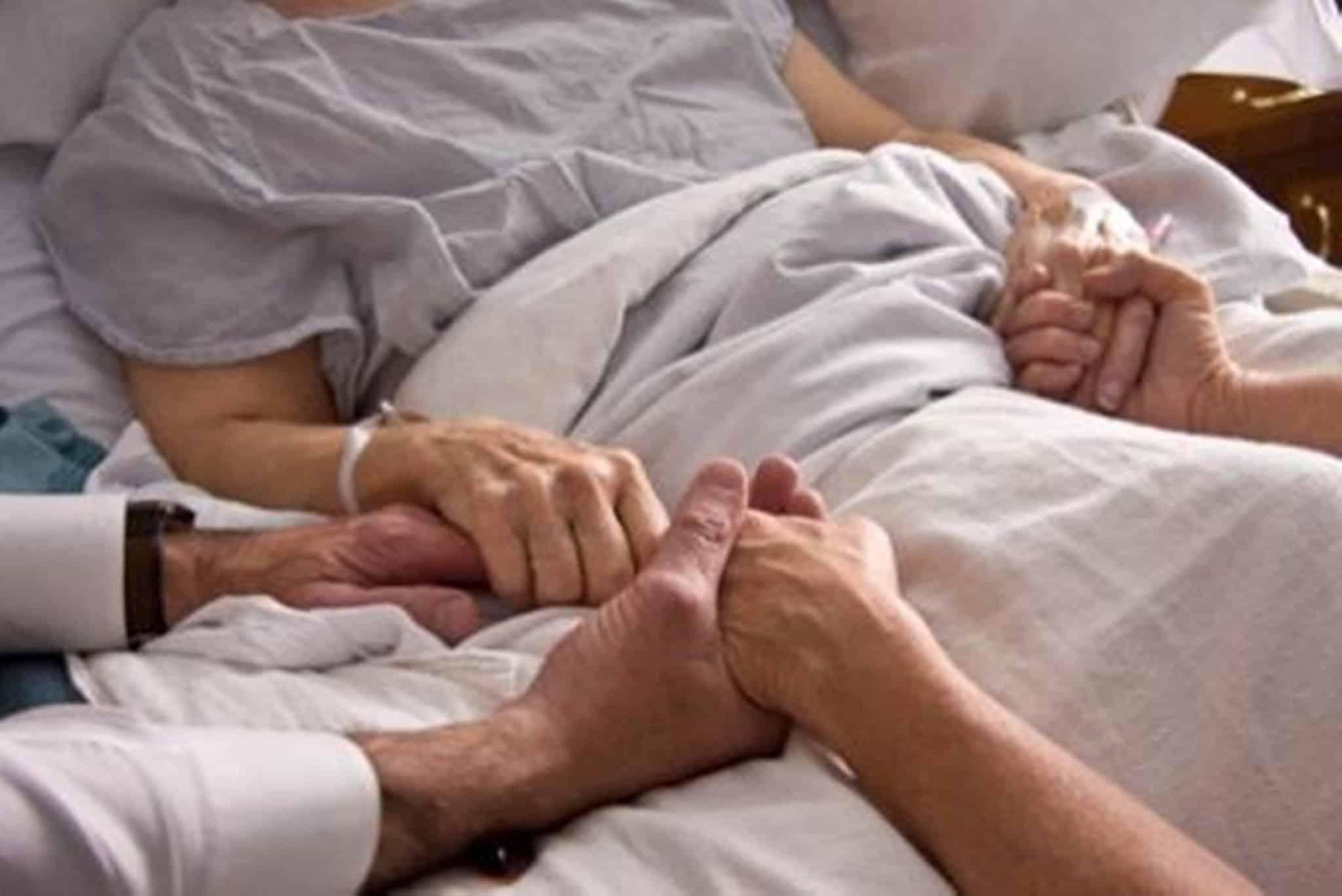 Prayer in Hospital - Sandra Kennedy Ministries