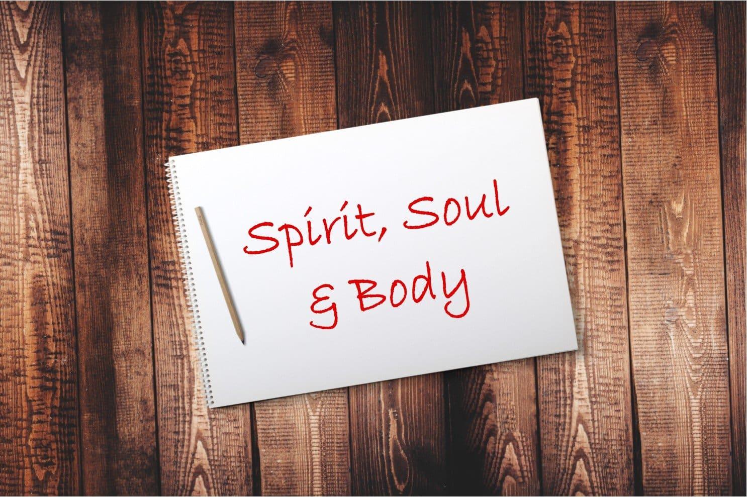 Spirit, Soul and Body Image
