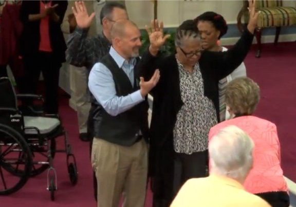 Stroke Victim Healed - Screenshot